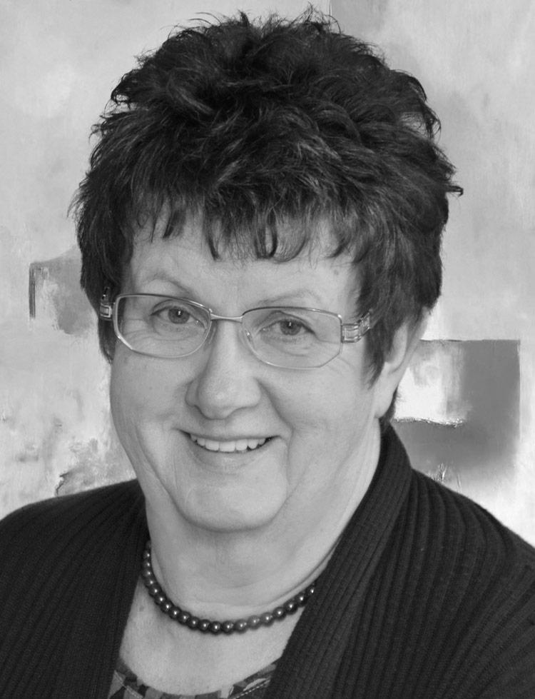 Portrait Helga Stückler