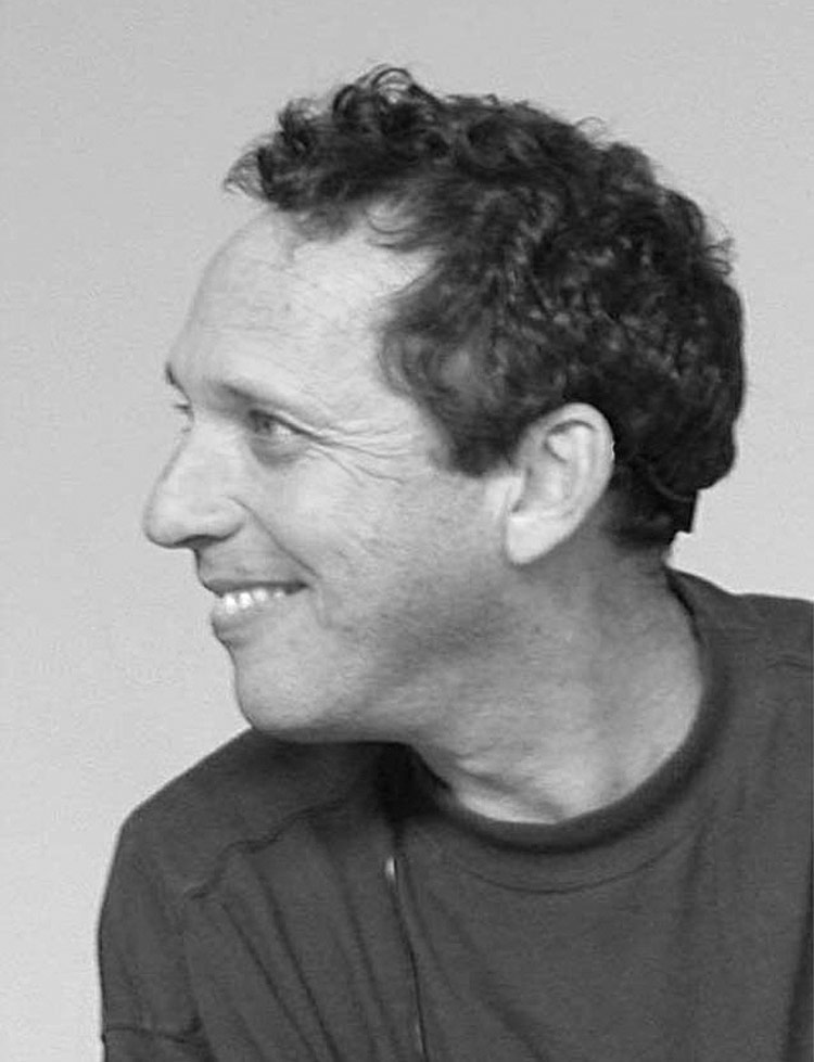 Portrait Dr. Stephen Rosenholtz